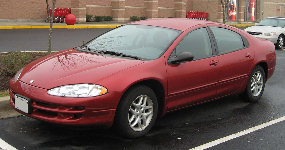 dodge intrepid wikipedia rh en wikipedia org 2004 dodge intrepid manual Dodge Intrepid 2.7 Engine Diagram