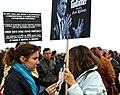2nd March Anti-troika demonstration Journalist interview (8521556637).jpg
