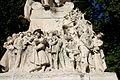 3416 - Milano - Ernesto Bazzaro (1859-1937) - Monumento a Felice Cavallotti (1906) - Foto Giovanni Dall'Orto 23-Jun-2007.jpg