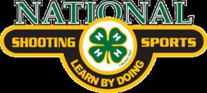 4-H Shooting Sports Programs - Image: 4 H National Shooting Sports (logo)