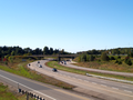 403 facing west towards Highway 2 overpass, Ancaster.png