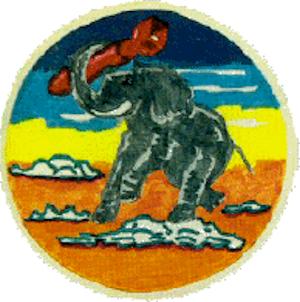 41st Air Refueling Squadron - Image: 41st Bombardment Squadron Emblem