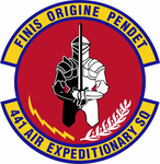 441 Air Expeditionary Sq emblem.png