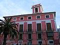 486 Casa dels Marquesos de Llanera, c. Santa Teresa 12 (València), façana c. Carda.jpg