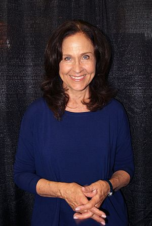 Erin Gray - Gray at the 2013 Wizard World New York Experience in Manhattan