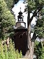 615928 pow. krakowski gm. Krzeszowice Zalas dzwonnica koscielna 06.JPG
