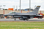 642 Lockheed Martin F-16CJ Fighting Falcon Republic of Singapore Air Force (7081066913).jpg