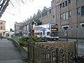 700 bus passing the Meridian Centre in Elm Lane - geograph.org.uk - 1149230.jpg