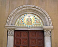 78 Santa Maria del Remei, lluneta de ceràmica.jpg