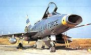 81st Tactical Fighter Squadron - North American F-100D-60-NA Super Sabre - 56-2928