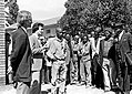 841930 Human Right's lawyer, Geoff Budlender, talks to Driefontein people outside court Volksrust, Mpumalanga, South Africa 19 March.jpg