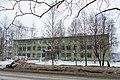 8 дом. Улица Первомайская, Северодвинск. Автошкола ДОСААФ. Фото А. Щекинова.jpg