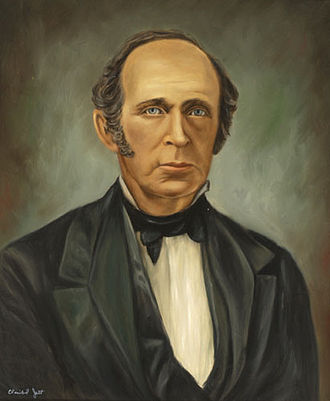William Dunn Moseley - Portrait of William Dunn Moseley.
