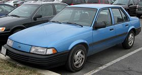 Image illustrative de l'article Chevrolet Cavalier