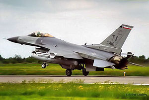 924th Fighter Group - 704th FS General Dynamics F-16C Block 30 Fighting Falcon, AF Ser. No. 85-1410