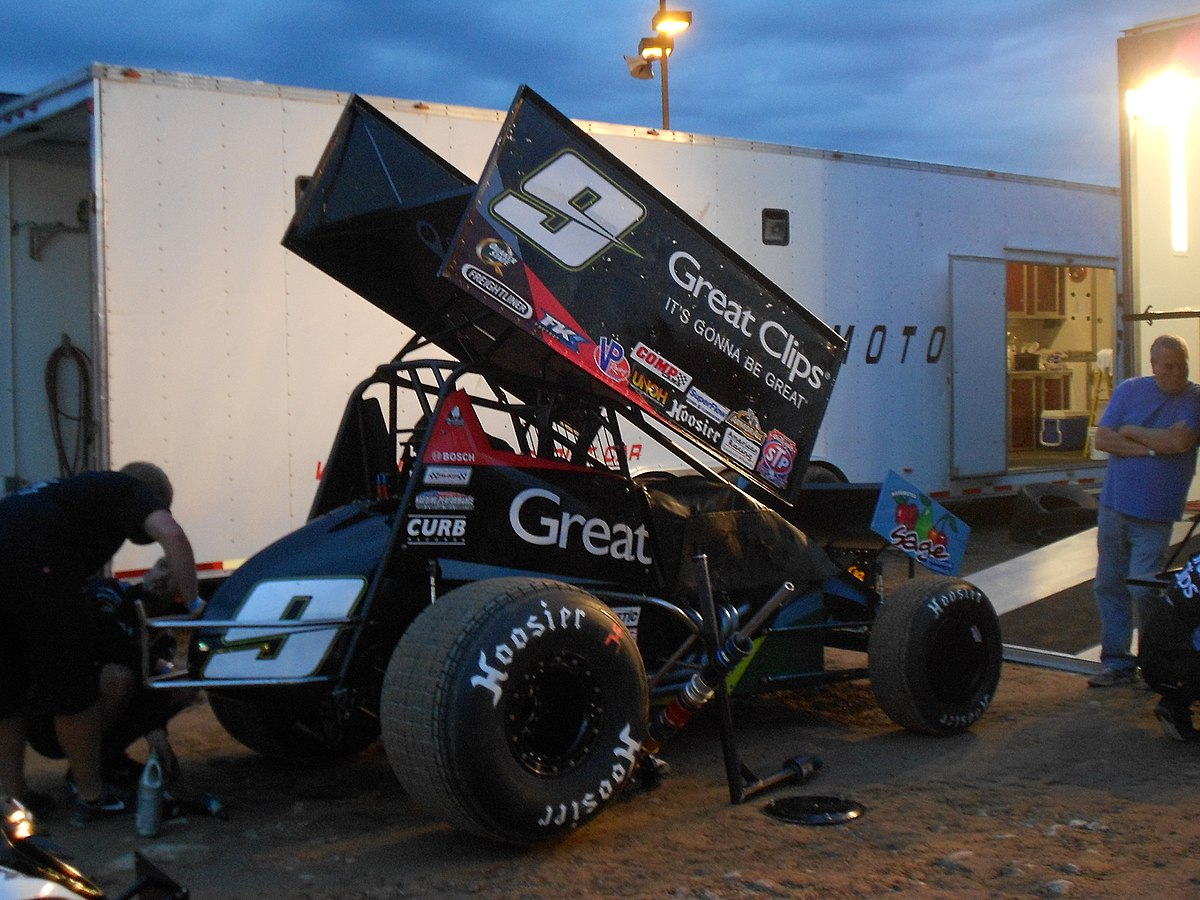 Sprint Car Racing In The Sate Of Michigan Information