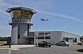 Aérodrome d'Arcachon - La Teste-de-Buch, la tour de controle..jpg