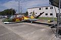 Aérospatiale Fouga CM.170-1 Magister LSideFront KAM 09Feb2011 (14980834851).jpg