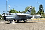 A-7D Corsair II at the Chico Air Museum, 27 May 2017.jpg