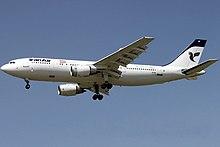 A300 Iran Air EP-IBT THR May 2010.jpg