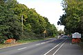 A429 Stratford Road approaching Warwick - geograph.org.uk - 1520587.jpg