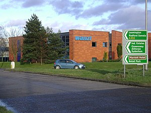 Wanzl (Company) - Wanzl subsidiary in Warwick, UK