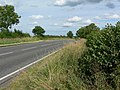 A6006 Wymeswold Road near Rempstone - geograph.org.uk - 906184.jpg