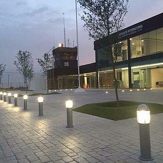 Piedras Negras International Airport - Image: AIPN