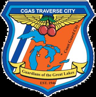 Coast Guard Air Station Traverse City