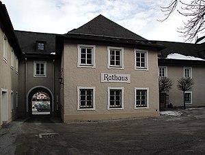 Bischofshofen - Town hall