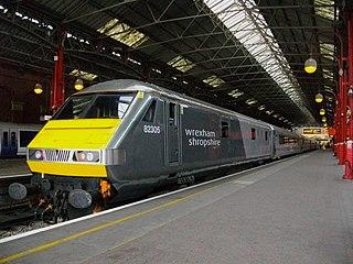 Wrexham & Shropshire Former British passenger rail operator