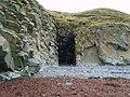 A cave at Porth Fudr - geograph.org.uk - 1406527.jpg
