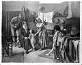 A physician examining the children of a poor Italian family. Wellcome L0013911.jpg