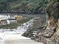 A slipway in Solva at low tide - geograph.org.uk - 1545704.jpg