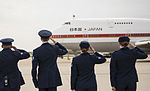 A spectacular farewell to PM Abe at Joint Base Andrews 150430-F-WU507-015.jpg