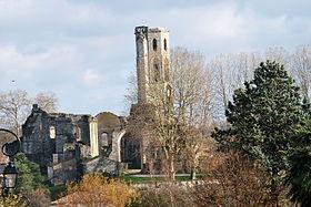 [Autres voyages/France] Saint Emilion Montbazillac ... la Gironde 280px-Abbaye_de_La_Sauve_01