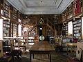 Abbaye de Mondaye - Bibliothèque 03.JPG