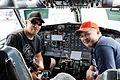 Abbotsford Airshow Cockpit Photo Booth ~ 2016 (28412698814).jpg