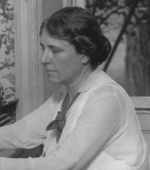 Abby Scott Baker - Abby Scott Baker circa 1916