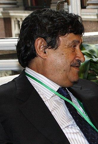 Abdul Ati al-Obeidi - Image: Abdul Ati al Obeidi (cropped)