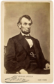 Abraham Lincoln O-92 Cabinet Card by Mason.png