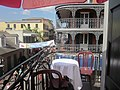 Absinthe House Upstairs Bourbon Bienville Balcony FQF.JPG