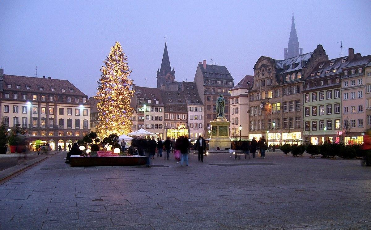 Centre ville de strasbourg wikip dia for Piscine de strasbourg