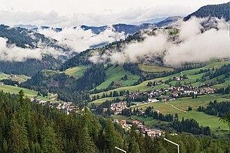 Badia, South Tyrol - Badia (Abtei)