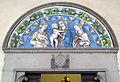 Accademia di belle arti di Firenze, andrea della robbia, madonna e santi.JPG