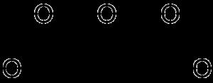 Acetonedicarboxylic acid - Image: Acetonedicarboxylic acid