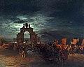 Achenbach, Oswald - Nachtliches Fest der Santa Lucia (1884).jpg