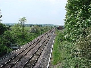 Ackworth railway station