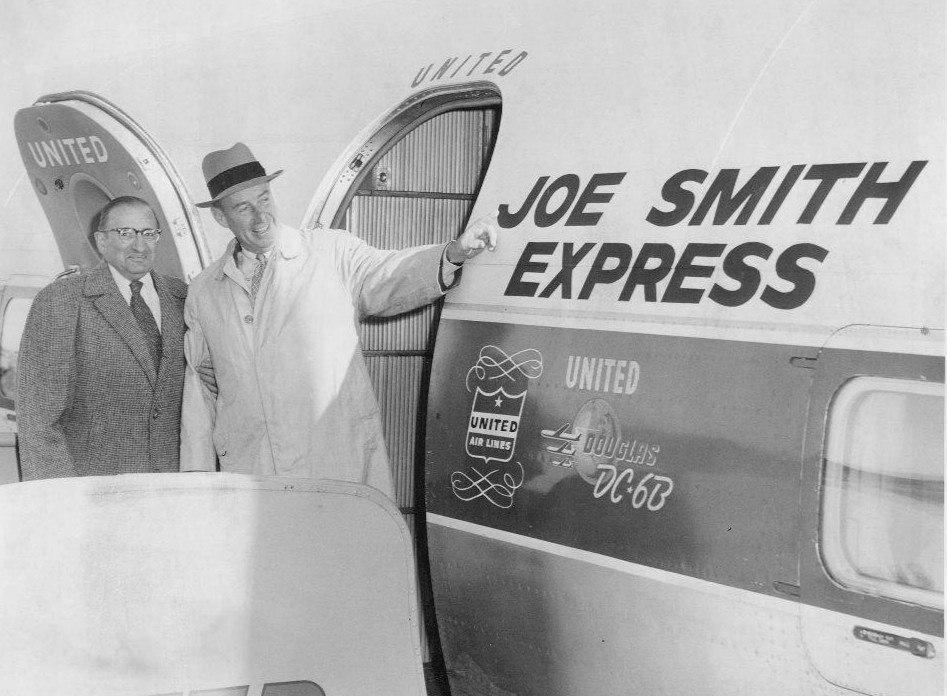 Adlai Stevenson 1956 US Presidential campaign