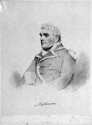 James Bowen (Royal Navy officer) - Image: Admiral James Bowen